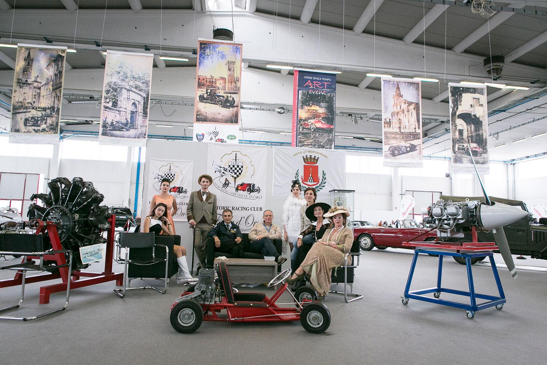 Fascia d'Oro Classic Motors: il salone del motorismo storico