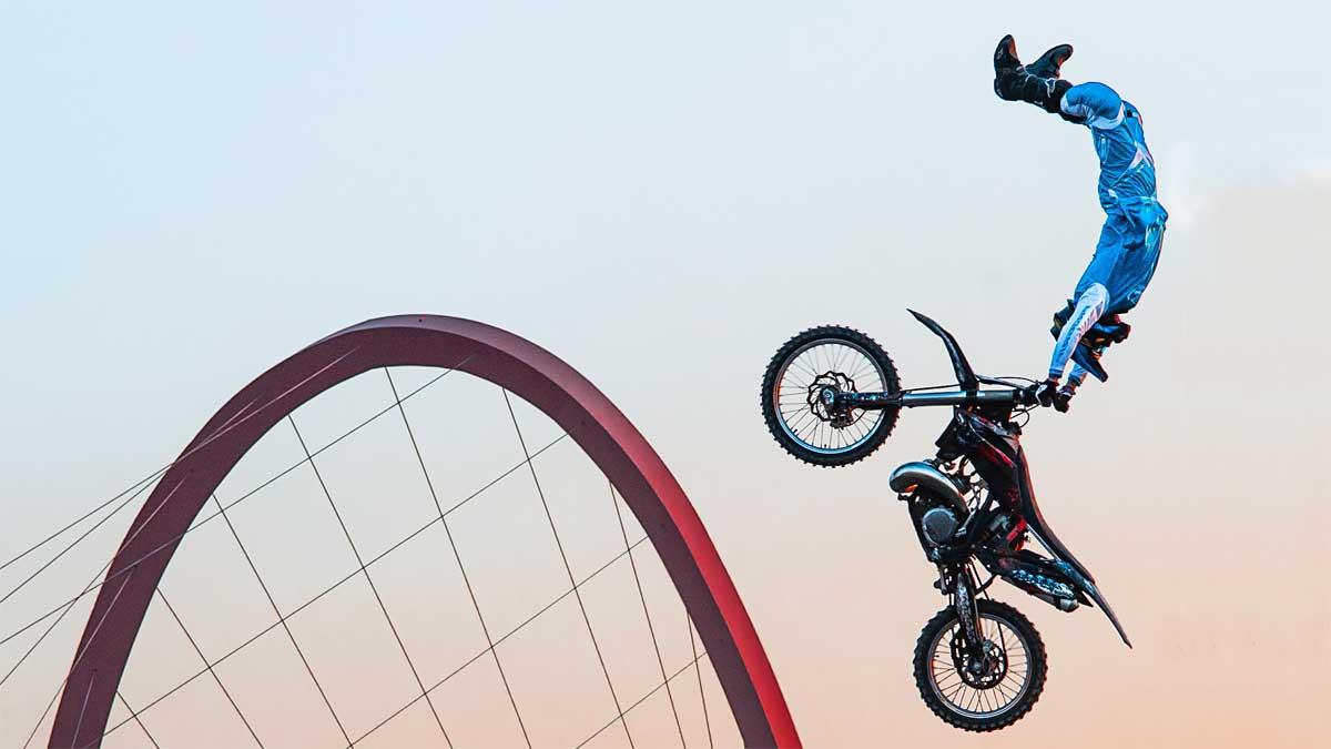 Motocross Freestyle Show